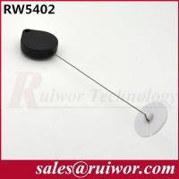 Buy cheap RW5402 Anti Theft Reel | Retractable Steel Wire Reel from wholesalers