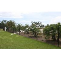 Buy cheap Baseball Field Use PVC Coated Chain Link Fence , Hot Dipped Galvanized Chain Link Fence from wholesalers