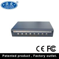 Buy cheap Security Digital Video Multiplexer / Wireless CCTV Quad Video Processor from wholesalers