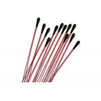 Buy cheap 30KOhm Bead Type Thermistor , Miniature Thermistor With Bendable Enamelled Wire from wholesalers