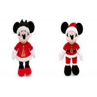 Buy cheap 18inch Disney Christmas Mickey mouse And Minnie Mouse Plush Toys 2017 from wholesalers