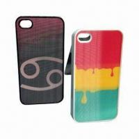 Wholesale High Quality Mobilephone Covers, Easy Change 3D Card, Wonderful 3D Depth Designs, Best Gift Choice from china suppliers