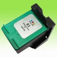 Buy cheap Remanufactured Color Ink Cartridge, Compatible with HP93 C9361WN, Box Sized 88 x 18 x 70mm from wholesalers