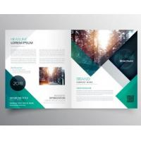 Buy cheap Printable Corporate Business Brochure Creative Company Introduction Brochure from wholesalers