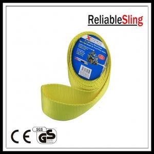 Single / Multi - plies Endless Webbing Sling / Flat Polyester Lifting Sling