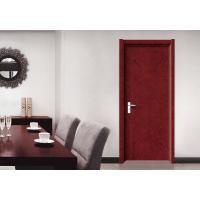 Buy cheap SS304 Hinge Decorative Flush Door , Casing Architrave Complete Set Flush Interior Door product