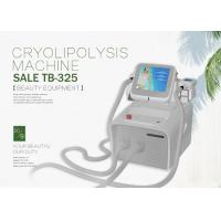 Buy cheap Desktop Cryolipolysis Fat Freeze Slimming Machine With Touch Screen CE Approved from wholesalers