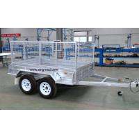 Buy cheap Tandem Trailer -S05(with cage)(8'x5') from wholesalers