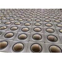 Buy cheap Gas Turbine Air Filter  Construction Industries Large Air Flow Synthetic from wholesalers