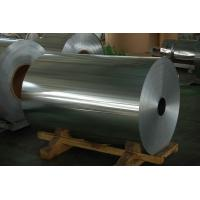Buy cheap Customize Aluminium Foil Raw Material Jumbo Roll For Food Container from wholesalers