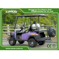 China Excar  Electric Hunting Carts electric golf cart for hunting hunting golf carts on sale