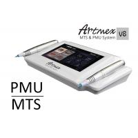 Buy cheap Digital permanent make up machine Artmex V8 derma pen with 2 pcs metal intelligent hand piece from wholesalers
