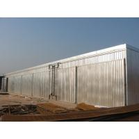 Buy cheap All aluminum fully automatic  lumber drying kiln for hardwood and softwood drying from wholesalers