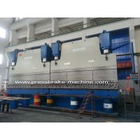 Buy cheap 2500 Ton Plate Tandem Press Brake CNC DELEM Control System 12m Long from wholesalers