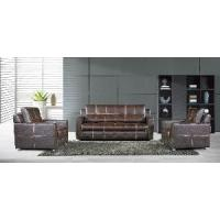 Buy cheap Leather Office Sofa  (6035) from wholesalers
