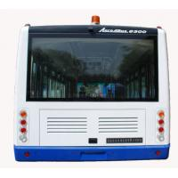 Buy cheap 4 Stroke Diesel Engine Ramp Bus , 110 Passenger Luxury Airport Shuttles from wholesalers