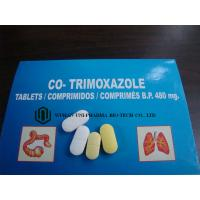 China Co Trimoxazole Tablets 480 Mg Medical Tablets Antibacterial Medicine 200 Boxes / Carton on sale