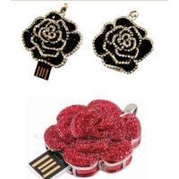 Buy cheap heart shape Jewellery USB flash drive from wholesalers
