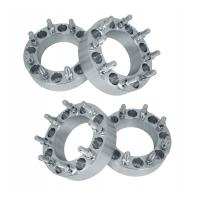 "Wholesale Heavy Duty Chevy Wheel Adapters 2"" Thick , 8x210 Wheel Spacers GMC 3500 from china suppliers"
