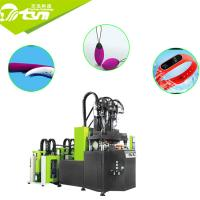Buy cheap Lsr Double Colour Injection Moulding Machine For Sex Toy Unified System Control Panel from wholesalers