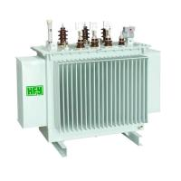 Buy cheap Low Loss Energy Saving Oil Immersed Distribution Transformer Copper Material from wholesalers