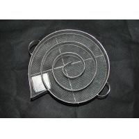 Buy cheap Round And M Type Stainless Steel BBQ Grill Cooking Tools Smoke Generators For Meat Smokers from wholesalers