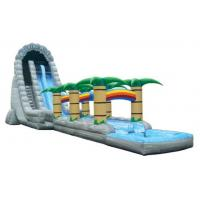 Buy cheap Roaring River Water Slide with or without pool (64'L x 20'W x 27'H no pool) from wholesalers