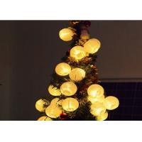 Buy cheap Indoor Decorative Solar Lights Paper Material Environmental Protection from wholesalers