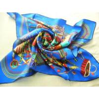 Wholesale Silk Square Scarf (HP-C925) from china suppliers