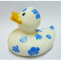 Buy cheap Rubber Duck with Hawaii Flower Logo from wholesalers