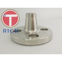 Buy cheap ASME B16.5 Non Alloy Welding Neck Flange Carbon Steel from wholesalers