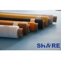 Buy cheap Textile Polyester Screen Printing Mesh With High Tension /  Low Elongation Properties from wholesalers
