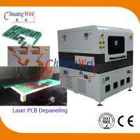 12W 15W 18W UV Laser PCB Depanel / PCB Depanelizer With High Cutting Precision Manufactures