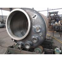 China Carbon steel reactors in pharmaceutical industry for hydrolysis , neutralization on sale