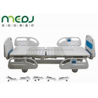 Buy cheap ICU Electric Hospital Bed , Multifunctional Electric Medical Bed Sickbed from wholesalers