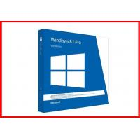 Buy cheap Wholesale English version Windows 8.1 Pro Retail Box for 1 PC lifetime warranty from wholesalers