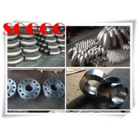 Wholesale 904L Stainless Steel Weld Neck Flange For Oil Refinery Components from china suppliers
