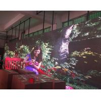 Buy cheap 1/ 8 Scan P4 LED Display Advertisement Display Screen 512*512mm Aluminum Cabinet from wholesalers