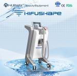 Buy cheap Beauty Salon Equipment hifu lifting ultrasound system for fat loss beauty machine from wholesalers