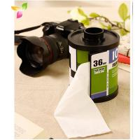 Buy cheap Film Plastic Tissue Cover Paper Towel Case Film Paper Box Novelty Gifts Home Decoration from wholesalers