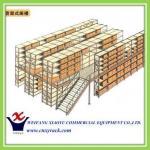 Buy cheap Mezzanine floor rack,attic rack from wholesalers