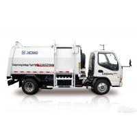 Buy cheap City Side Loader Garbage Truck from wholesalers
