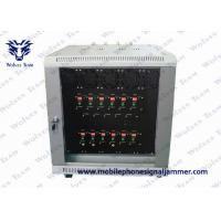 Buy cheap 500M Range High Power Mobile Jammer Outdoor Waterproof GPS 4G 6 Output Channels from wholesalers