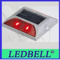 Buy cheap Aluminum Square Led Flashing Solar Road Studs , IP68 Waterproof from wholesalers