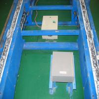 Buy cheap Automated UV Line Painting Equipment For Motorcycle , Friction Roller Conveyor Line from wholesalers