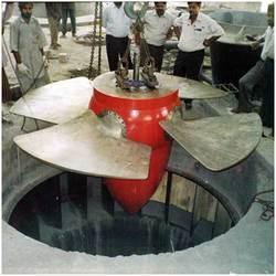 Kaplan turbine generating/ Vertival shaft hydro power generating Manufactures