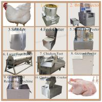 Offer Chicken Processing Machines Manufactures