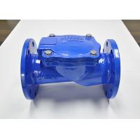 Buy cheap 1 Inch Ductile Iron Check Valve Ball Valve Energy Saving EPDM Sealing from wholesalers