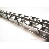Wholesale Customizable Transmission Roller Chain , SS Conveyor Chain Anti - Corrosive from china suppliers