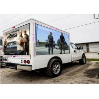 Buy cheap Pixel Pitch 5mm Mobile Truck LED Display Customised Size High Waterproof IP65 from wholesalers